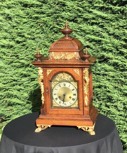 Clock Bracket Walnut (1 of 7)