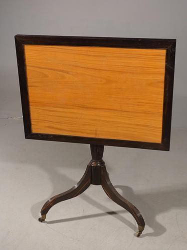 Most Unusual Early 19th Century Ceylonese Satinwood Occasional Table (1 of 5)