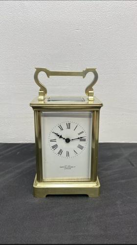 Mappin & Webb London Carriage Clock (1 of 7)
