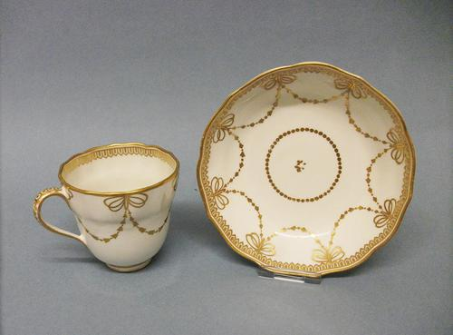 Fine Derby Coffee Cup & Saucer, c.1785-95 (1 of 7)
