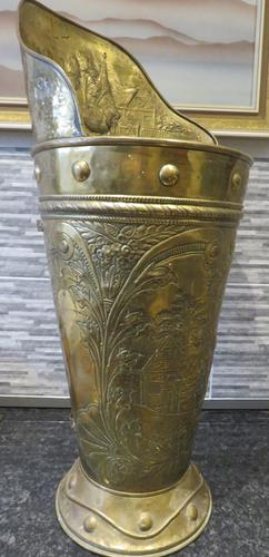 French Grape Hod or Grape Carrier 1880 untouch condition (1 of 4)