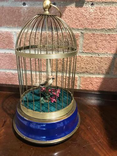 Automaton Singing Caged Bird (1 of 4)