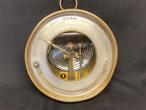 Barometer Bulkhead Nauticalalia (1 of 4)