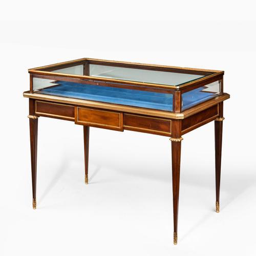 Napoleon III Free-standing Mahogany Bijouterie Table (1 of 5)