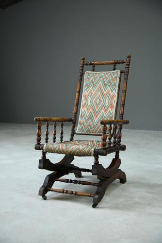 American Rocking Chair (1 of 9)