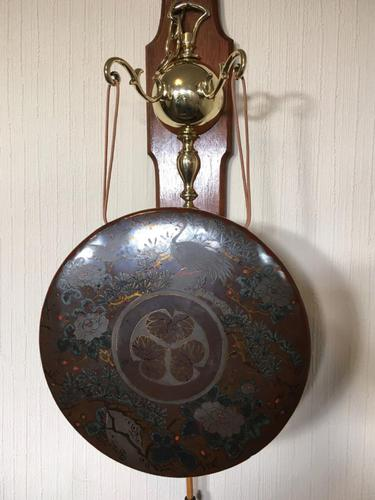 Tonks Wall Gong (1 of 10)