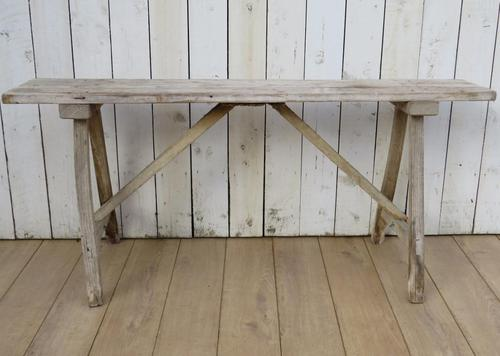 Antique French Console Table (1 of 8)
