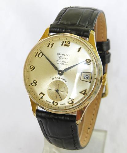Gents Summit Genève Wrist Watch (1 of 4)