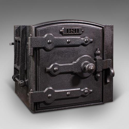 Antique Bread Oven, English, Cast Iron, Decorative, Baking, Georgian c.1800 (1 of 12)