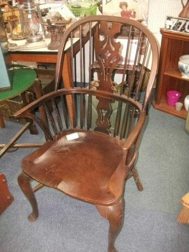 Windsor Style Chair (1 of 3)
