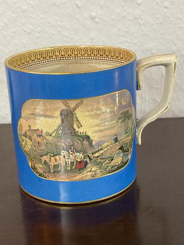 Prattware Mug c.1840 (1 of 7)