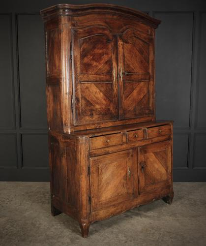 Large 18th Century Fruitwood Cabinet (1 of 8)