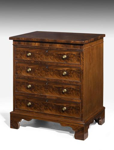George III Period Lift-top Commode (1 of 3)