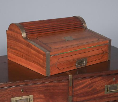 Victorian Colonial Camphorwood Writing Slope (1 of 14)