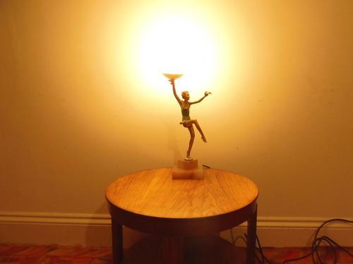 Art Deco Table Light (1 of 14)