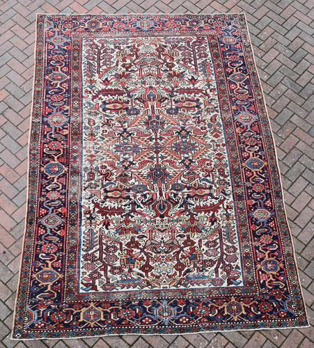 Old Heriz Carpet 309x214cm (1 of 9)