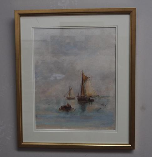 Seascape Oil Painting (1 of 1)