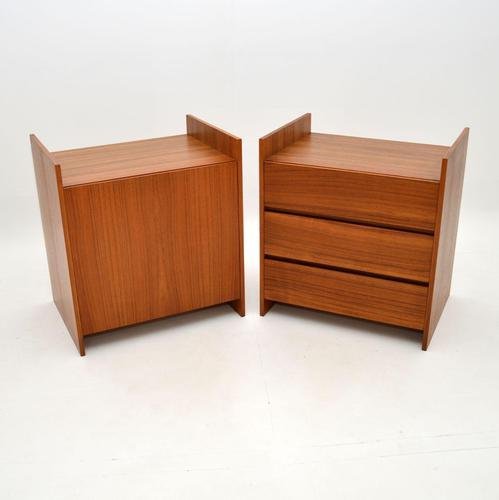 Danish Vintage Teak Cado Sideboard / Cabinet / Pair of Cabinets (1 of 10)
