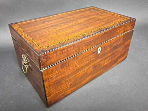 George III Tea Caddy (1 of 6)