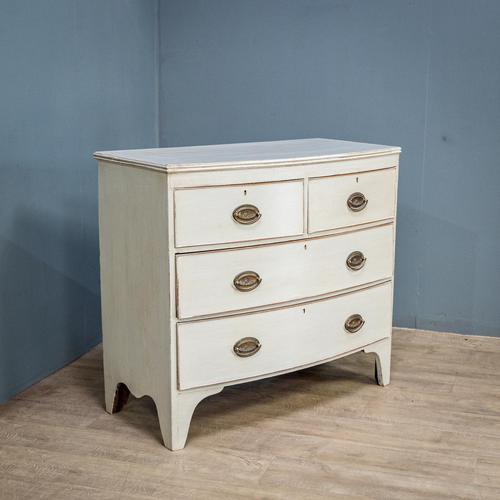 2 Over 2 Painted Chest of Drawers (1 of 13)
