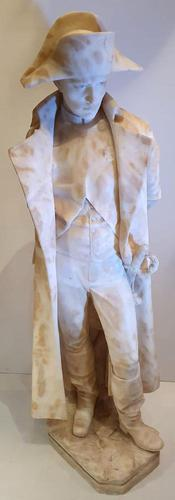 19th Century Alabaster Sculpture of Napoleon (1 of 8)