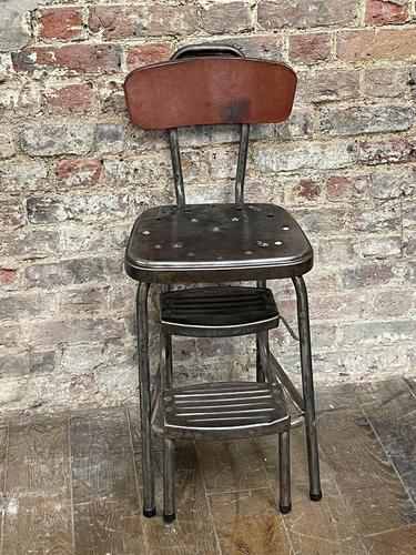 Reclaimed Vintage Office Chair (1 of 5)