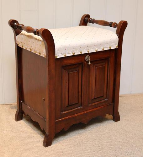 Beech Piano Stool (1 of 10)