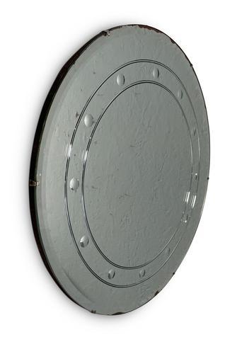 Circular Mirror (1 of 4)