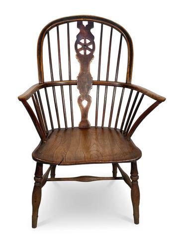 English Windsor Armchair (1 of 8)