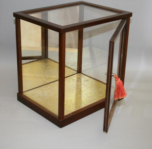 Wooden Counter Top Glass Display Case (1 of 4)