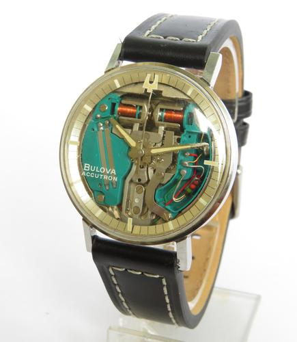 Gents Bulova Accutron Spaceview, 1967 (1 of 4)