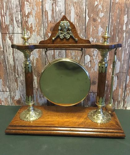 Victorian Table Gong (1 of 7)