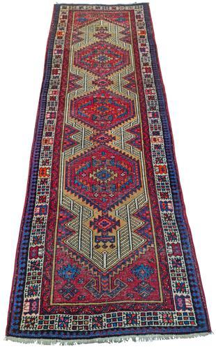 Antique Serab Runner Rug (1 of 8)