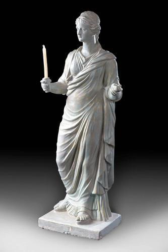 Regency Period Figure of a Maiden (1 of 6)
