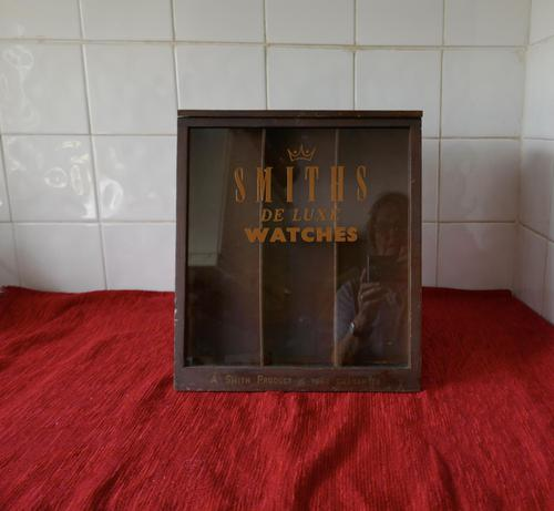 Smiths Watchmakers Shop Display Cabinet (1 of 6)