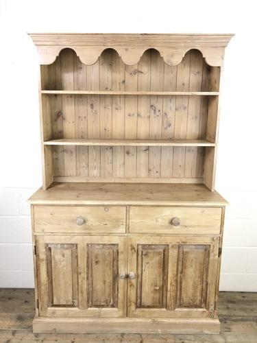 Vintage Pine Country Dresser (1 of 10)