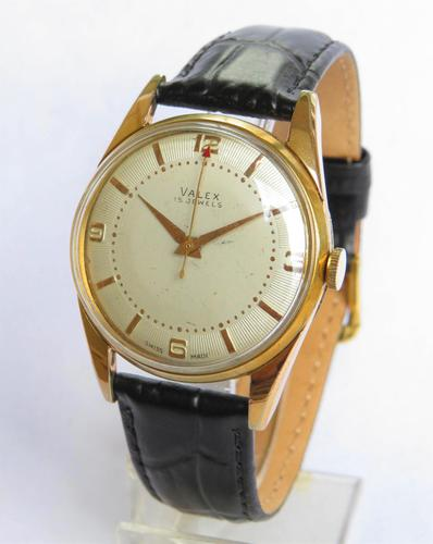 Gents 1950s Valex wrist watch (1 of 5)