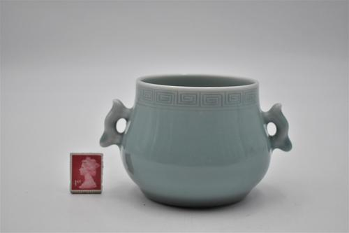Chinese Pale Celadon Censer (1 of 5)