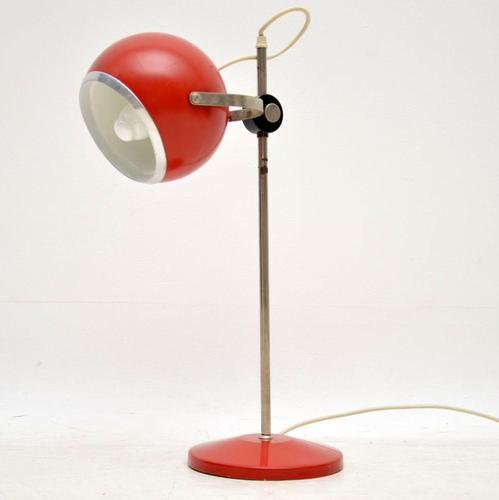 1960's Vintage French Table / Desk Lamp (1 of 7)