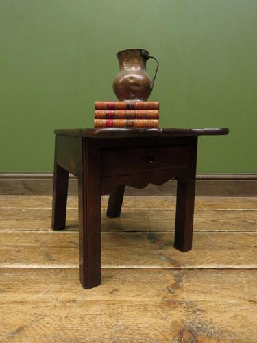 Unusual Antique Victorian Stool, Cobblers Stool, Milking Stool, Farriers Stool (1 of 12)