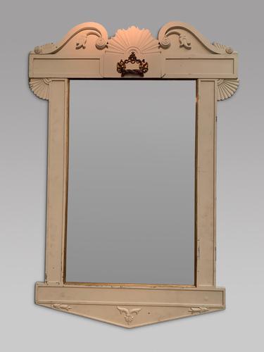 Art Nouveau Style Large Mirror (1 of 2)