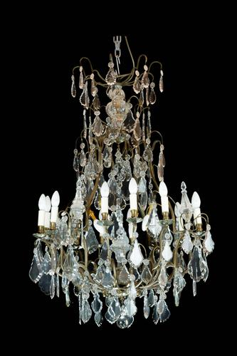 19th Century French Chandelier (1 of 4)