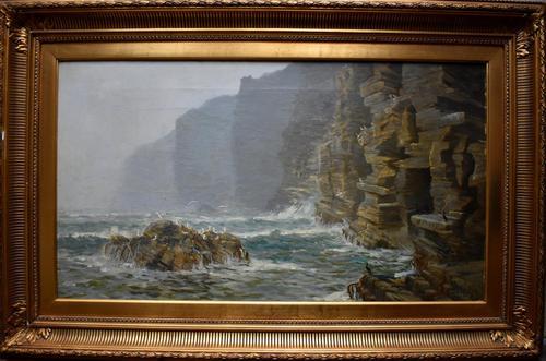 James H.C. MILLAR (act.1884-1903) Cornwall 1887 (1 of 11)