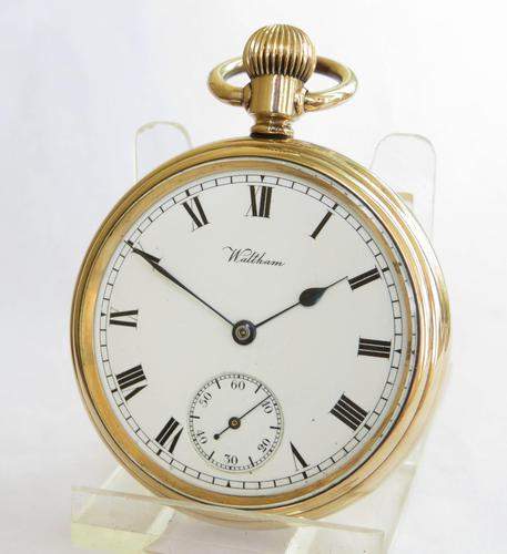 Antique Waltham Pocket Watch 1912 (1 of 4)