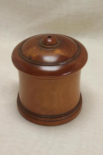 Turned Wooden String Dispenser (1 of 3)