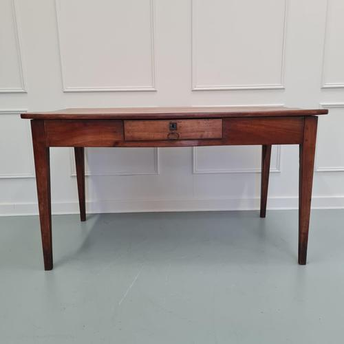 Charming Antique French Cherry Farmhouse Table c.1850 (1 of 9)