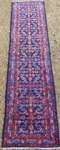 Antique Malayer Runner Carpet (1 of 7)