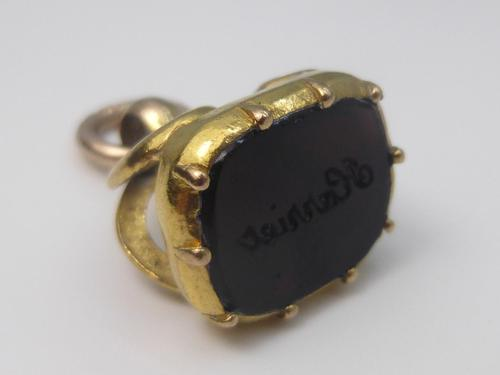 Victorian Small Fob (1 of 7)