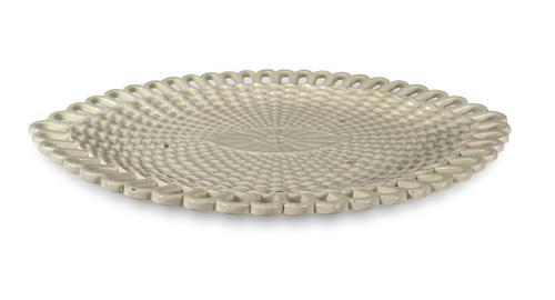 Small Creamware Platter (1 of 5)