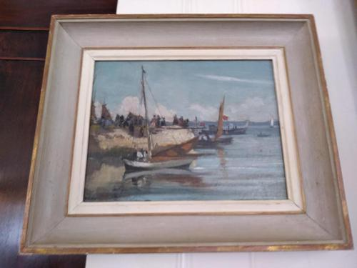 Scottish Fishing Boats by Peter Robert Macleod Mackie Arsa (1 of 4)
